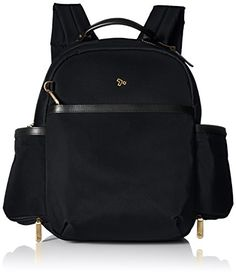 Travelon Antitheft Ltd Backpack Black One Size ** To view further for this item, visit the image link.