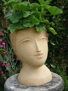 Milly Head Planter