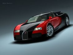 Bugatti Veyron is the most powerful, fastest with a speed of over 400 kilometer per hour, and expensive car in the world.