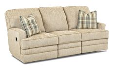 Casual Reclining Sofa                                                                                                                                                                                 More