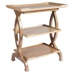 Check out this item at One Kings Lane! Donovan Side Table, Natural