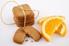 Vegan Oat Orange Cookies!