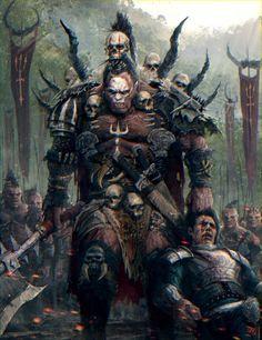 """Ugmal'Gu sterminatore di uomini. Creatura fortissima lv 8 (pv 120 att 20 def 5) Effetti: infligge doppi danni al giocatore umano. 1-8 forza bruta: moltiplica x 5 i danni e l avversario non può usare la difesa. 15-17-19: berserker.una sola volta per battaglia+15 attacco Dimezza i Danni subiti per tutta la battaglia. Storia: """"considerato il più grande eroe orco odierno, ha scritto il suo nome nella storia con il sangue degli uomini."""