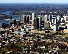 Our beautiful city - Richmond, Virginia
