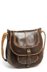 Patricia Nash 'Barcellona' Leather Crossbody Bag