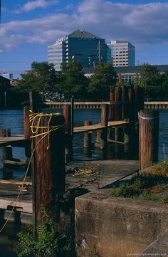 Wilmington, Delaware - Chase riverfront