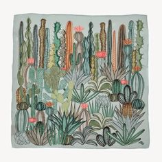 SuTurno scarves and textile design via size too small