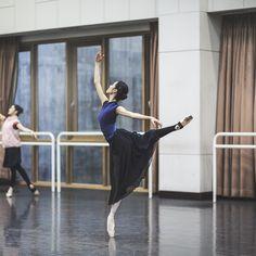Eun Won Lee of Korean National Ballet in La Bayadere by yoon6photo