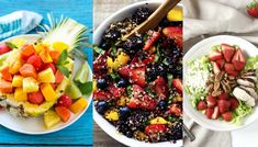 I am so excited today to share with you our NEW 10 Freezer Meal Bags from Aldi in UNDER 30 Minutes meal plan! Delicious Fruit, Yummy Food, Cooking Hard Boiled Eggs, Fruit Salad Recipes, 30 Minute Meals, Freezer Meals, Cobb Salad, Holiday Recipes, Meal Prep