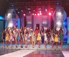 Chicas en el Casting del Miss Venezuela que Optan por entrar al Concurso en la Edicion del año 2015..