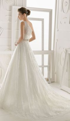 3d725017751b Aire Barcelona 2014 Bridal Collection