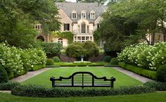 Howard Design Studio...gorgeous gardens tour here...