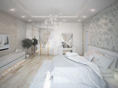 дизайн спальни в современном стиле, интерьер спальни в современном стиле, как украсить спальню, дизайн спальни в современном стиле