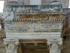 Library of Celsus, Ephesos | Flickr – Condivisione di foto!