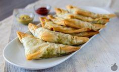 Prepariamo dei buonissimi #samosa - #Ricetta indiana #vegan