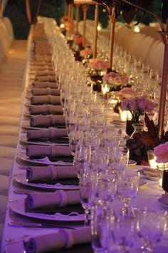 Wedding Ideas, Candles, Table Decorations, Beautiful, Home Decor, Weddings, Decoration Home, Room Decor, Wedding Ceremony Ideas