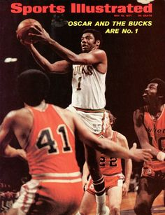 263721ed8 Oscar Robertson of The Bucks May