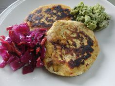 "Primal Pulled Pork Plantain ""Pupusas""...Or, Fun With Alliteration 