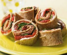 Biggest Loser Roast Beef Roll-Ups