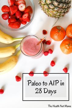If you are already Paleo & ready to go to the next level of healing your autoimmune disease such as Hashimoto's & Rheumatoid Arthritis etc... then follow these simple steps to reach maximum healing with tips & recipes to make the transition easier. #aip #paleo #aippaleo #aipprotocol #autoimmune #autoimmunedisease #diet #aipdiet #paleodiet #hashimotos #rhuematoidarthritis #sjrogrens #thehealthnutmama Easy Healthy Breakfast, Get Healthy, Plan For Life, Mouth Watering Food, Anti Inflammatory Diet, Alternative Health, Smoothie Recipes, Smoothies, Health And Wellbeing