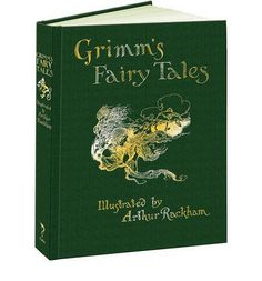 This magical hardcover edition is drawn from the mammoth collection first published in 1909 and illustrated by Arthur Rackham. Forty full-color plates, plus innumerable black-and-white spot elements, retain the best features of the original.