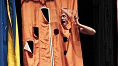 "Antonio Rezza in ""Pitecus"" - LdOFCG 2013"