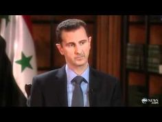 Full Interview President Bashar al-Assad with Barbara Walters from ABC News - YouTube