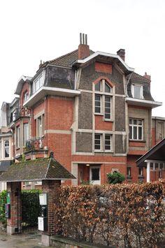 Schaerbeek - Avenue Ernest Renan 44 - HENRY Émile