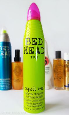 Tigi Bed Head Spoil Me Oh my..luv this..want it..& just can't stop finding such awesome things that are uber cool like this!!