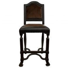 Gothic Velvet U0026amp; Leather Old World Tuscan Style Bar Stool 💕SHOP💕 Www.