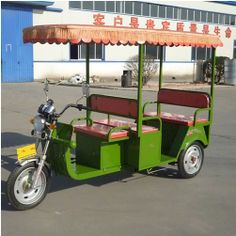 Electric Tricycle View Electric Tricycle, Product Details from ABOK Industrial co. Electric Tricycle, Electric Car, Wheels, Industrial, Type, Design, Electric Trike, Industrial Music
