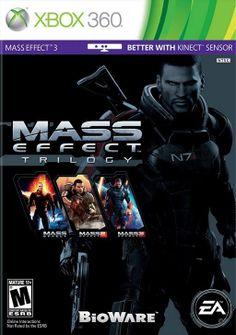 Mass Effect Trilogy (Xbox360)
