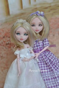 OOAK Monster High две Дракулауры / Авторские куклы (ООАК) / Шопик. Продать купить куклу / Бэйбики. Куклы фото. Одежда для кукол