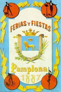 San Fermín 1887