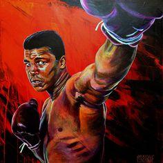 Muhammad Ali Gabe Richesson.