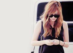 Jessica Jung airport fashion. #SNSD
