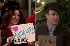 22 Times Marshall And Lily Gave You Relationshp Goals Marshall Halloween Costume, Marshall And Lily, How Met Your Mother, Tv Show Couples, Lily Wedding, Himym, Comedy Tv, Me Tv, Music Tv