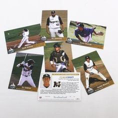 2011 Osprey Baseball Card Set