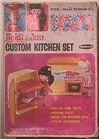 Heidi and Jan Custom Kitchen Set - Bing Images