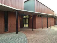 Mathews + Associates Architects is an award winning architectural + design practice. Public Architecture, Architecture Design, Amazing Gardens, Beautiful Gardens, Outdoor Venues, Outdoor Decor, Choir Room, School Hall, Music School