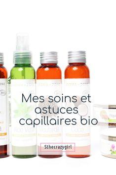 Mes astuces capillaires bio sont sur le blog http://sthecrazygirl.blogspot.fr/2017/08/mes-soins-capillaires-chouchous.html #aromazone #bio #beauty #beaute #cheveux #astuces