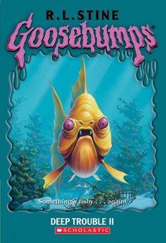 Deep Trouble II (Goosebumps #58) by R L Stine http://www.amazon.com/dp/0439837804/ref=cm_sw_r_pi_dp_J6HMvb0HQ8DQ2