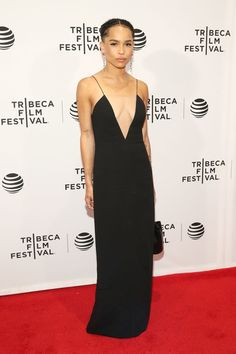 Look of the Day: April 19th, Zoe Kravitz - The Best Celebrity Outfits of 2016  - Photos