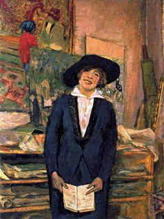 Edouard Vuillard (French, 1868-1940) >