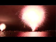 San Diego had a spectacular fireworks display that lasted 30 seconds on July 4th, 2012, when the Big Bay Boom show went up in smoke all at once. A computer glitch and/or virus may have caused the ignition of all the fireworks.