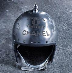 New Aluminum Helmet Photo by cultedge