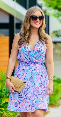 Summer in Lilly <3 @lillypulitzer