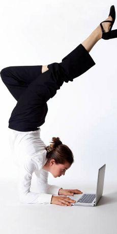 ogni #lunedì lezioni di #yoga per cominciare senza #stress la #settimana