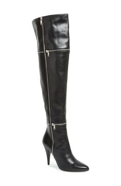 Saint+Laurent+'Fetish'+Over+the+Knee+Boot+(Women)+available+at+#Nordstrom