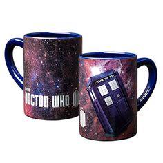 Doctor Who Hidden TARDIS Mug | ThinkGeek